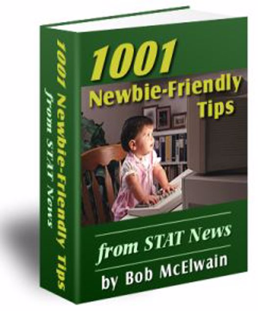 Picture of 1001 Newbie - Friendly Tips