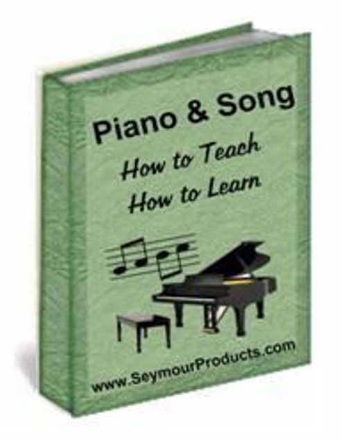 Picture of Piano And Song