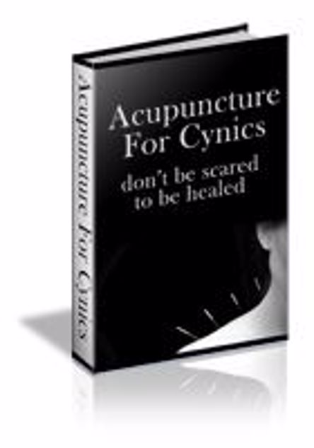 Picture of Acupuncture For Cynics