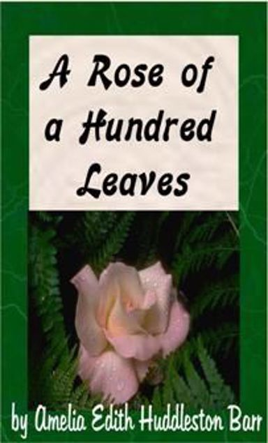 Picture of A Rose Of A Hundred Leaves
