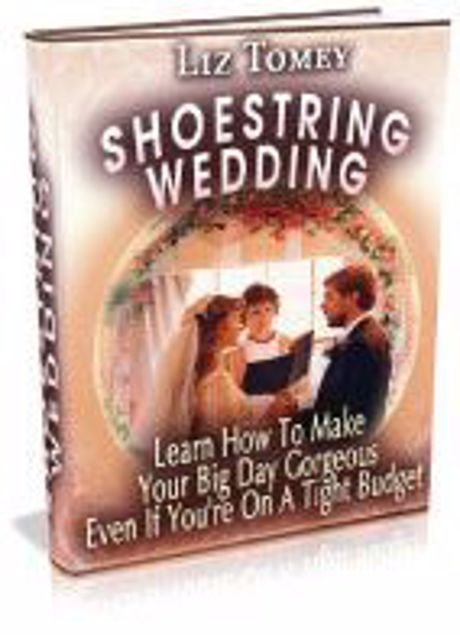 Picture of Shoestring Wedding