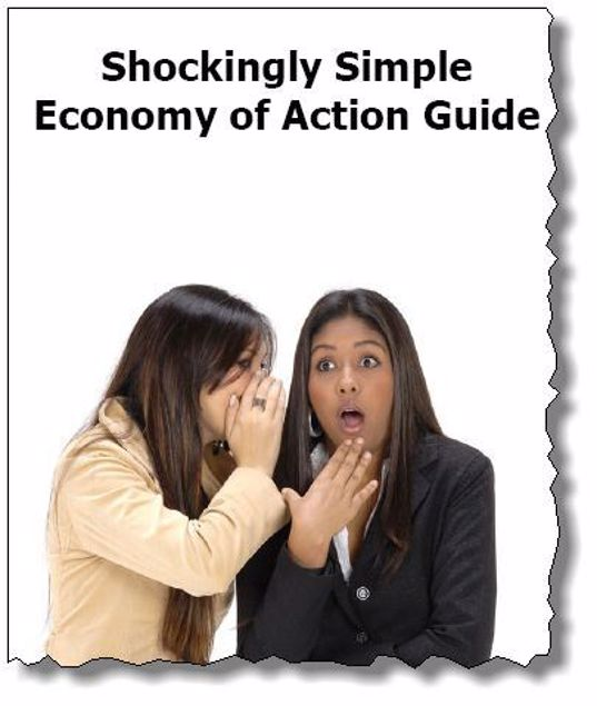 Picture of Economic Of Action Guide
