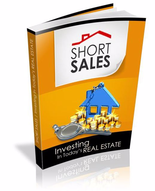 Picture of Short Sales Investing In Today's Real Estate Market