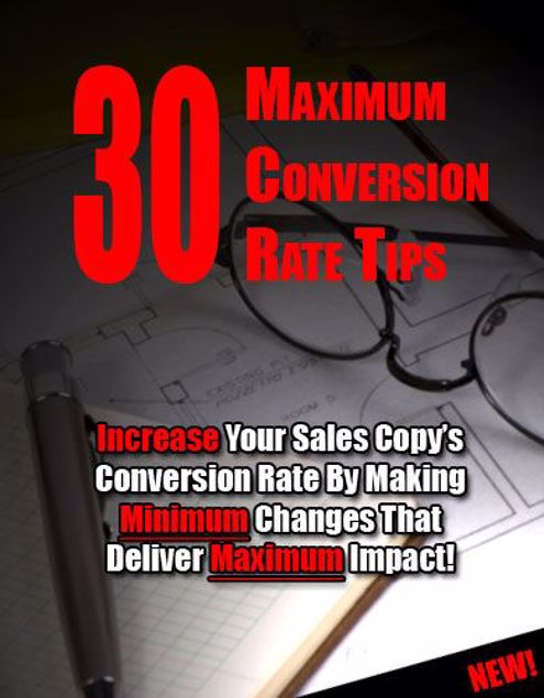 Picture of 30 Maximum Conversion Rate Tips