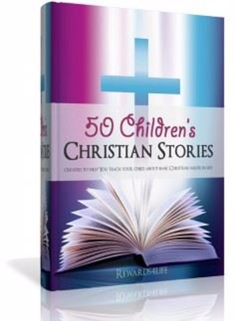 Picture of 50 Children's Stories