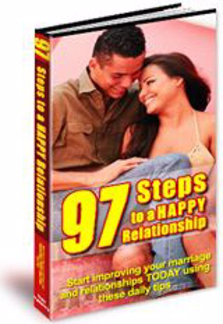 Picture of 97 Steps To A Happy Relationship