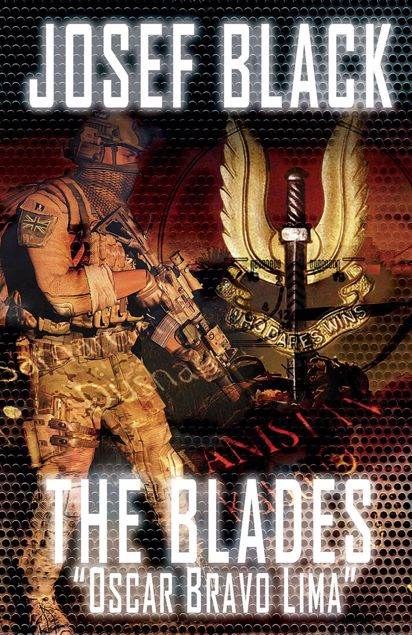 Picture of The Blades: Oscar Bravo Lima: (The Blades SAS Series Book 2)