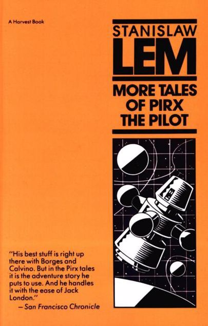 Picture of More Tales Of Pirx The Pilot