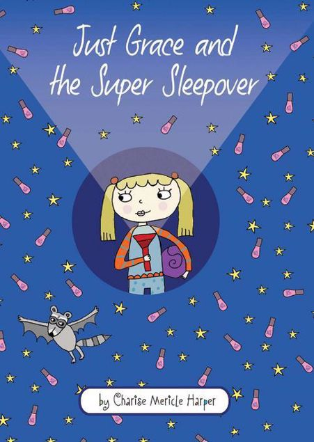 Picture of Just Grace and the Super Sleepover