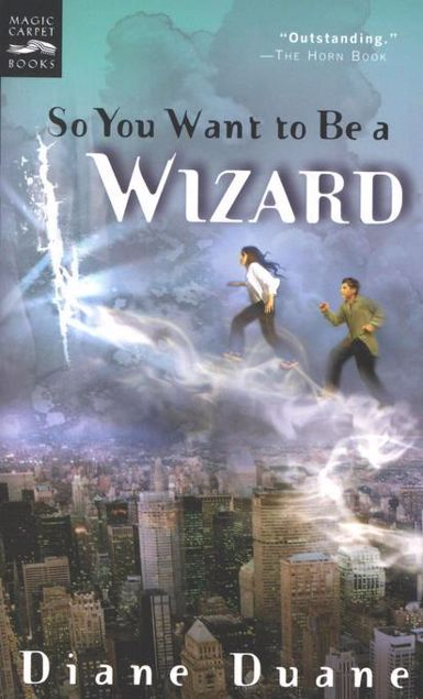 Picture of So You Want to Be a Wizard (digest): Young Wizards, Book One