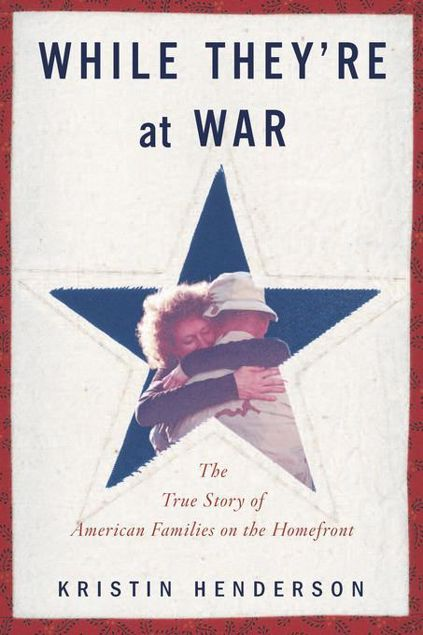 Picture of While They're at War: The True Story of American Families on the Homefront