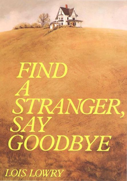 Picture of Find a Stranger, Say Goodbye