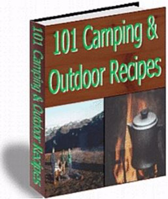 Picture of 100 Camping And Outdoor Recipes