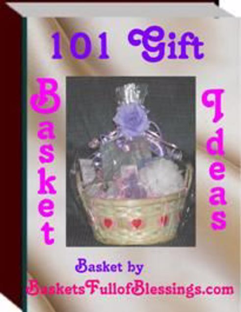 Picture of 101 Gift Basket Ideas