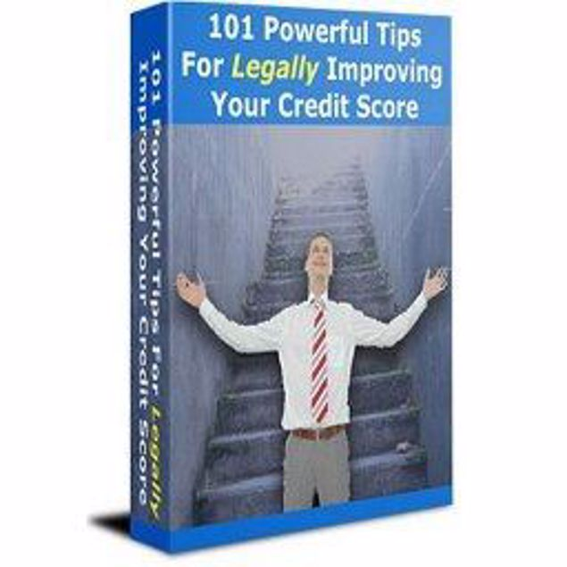 Picture of 101 Legitimate Tips for Boosting Your Credit Score!