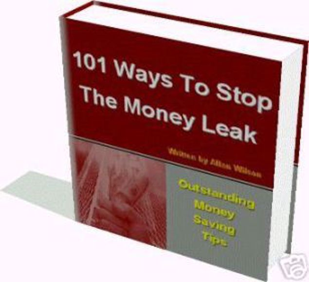 Picture of 101 Ways To Stop The Money Leak