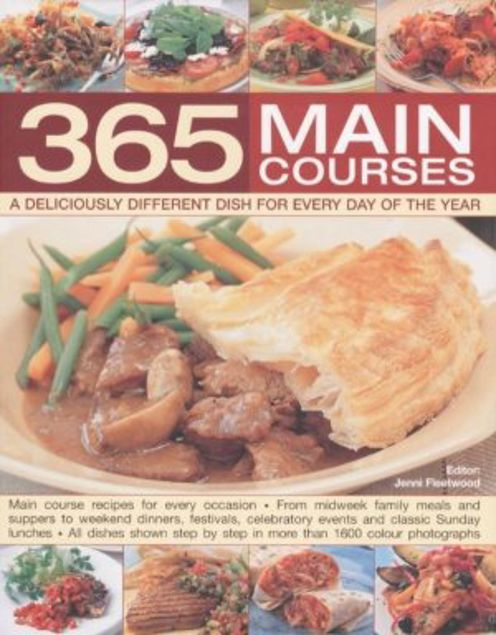 Picture of 365 Main Courses