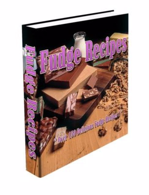 Picture of 167 Delicious Fudge Recipes