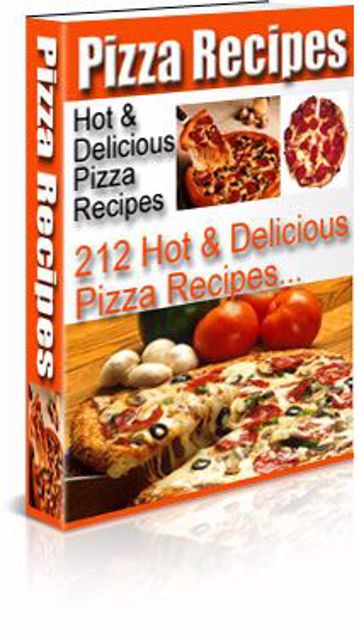 Picture of 212 Pizza Recipes
