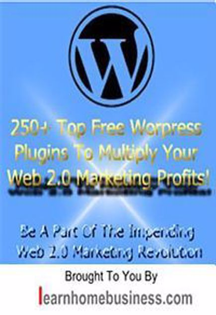 Picture of 250 WordPress Plugins