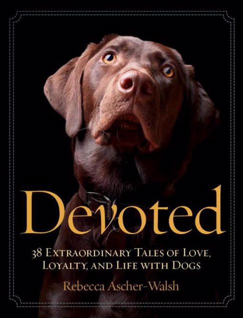 Picture of Devoted: 38 Extraordinary Tales of Love, Loyalty, and Life With Dogs