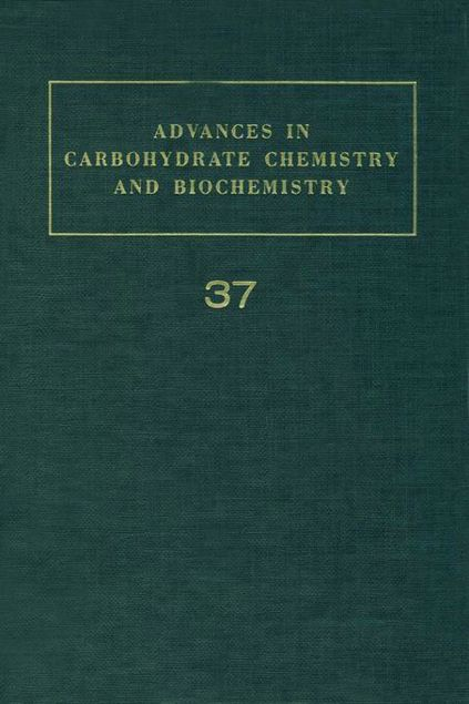 Picture of ADV IN CARBOHYDRATE CHEM & BIOCHEM VOL37