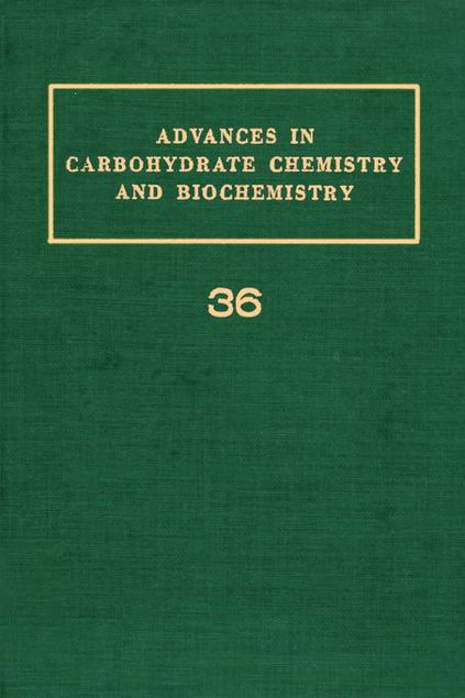 Picture of ADV IN CARBOHYDRATE CHEM & BIOCHEM VOL36