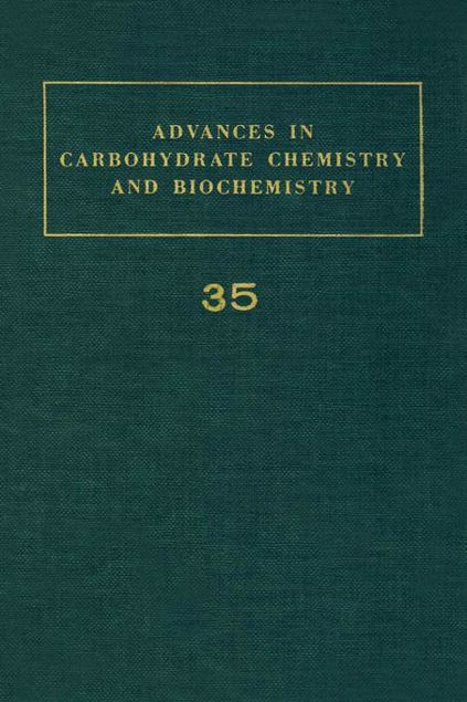 Picture of ADV IN CARBOHYDRATE CHEM & BIOCHEM VOL35