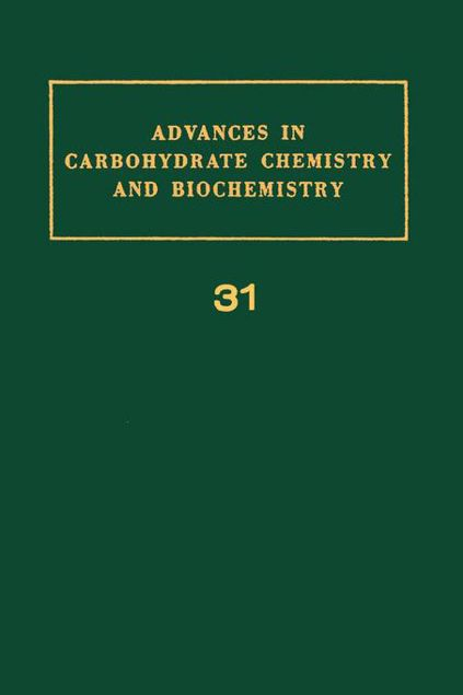 Picture of ADV IN CARBOHYDRATE CHEM & BIOCHEM VOL31