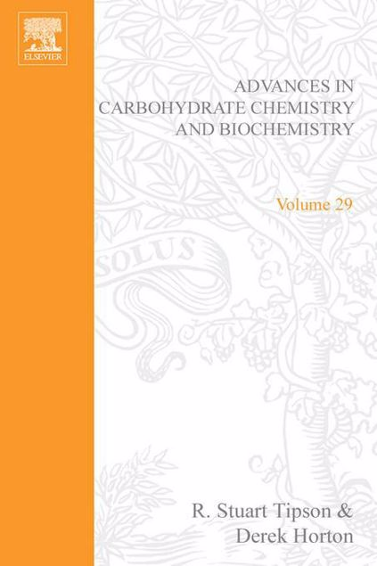 Picture of ADV IN CARBOHYDRATE CHEM & BIOCHEM VOL29