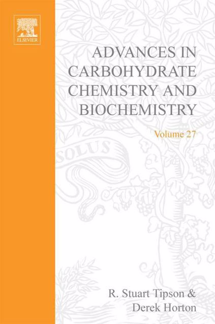 Picture of ADV IN CARBOHYDRATE CHEM & BIOCHEM VOL27