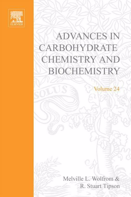 Picture of ADV IN CARBOHYDRATE CHEM & BIOCHEM VOL24