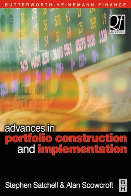 Picture of Advances in Portfolio Construction and Implementation