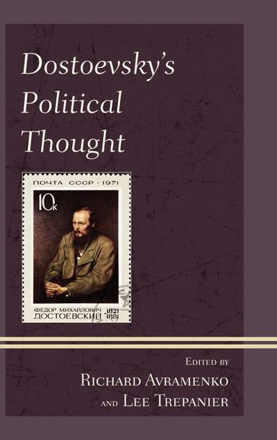 Picture of Dostoevsky's Political Thought