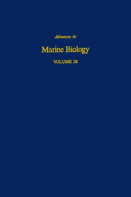 Picture of Advances in Marine Biology: Volume 28