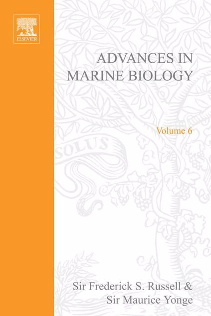 Picture of Advances in Marine Biology APL