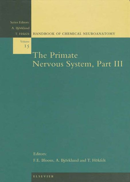 Picture of The Primate Nervous System, Part III