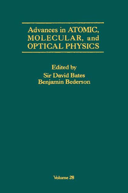 Picture of ADV IN ATOMIC & MOLEC PHYS V28