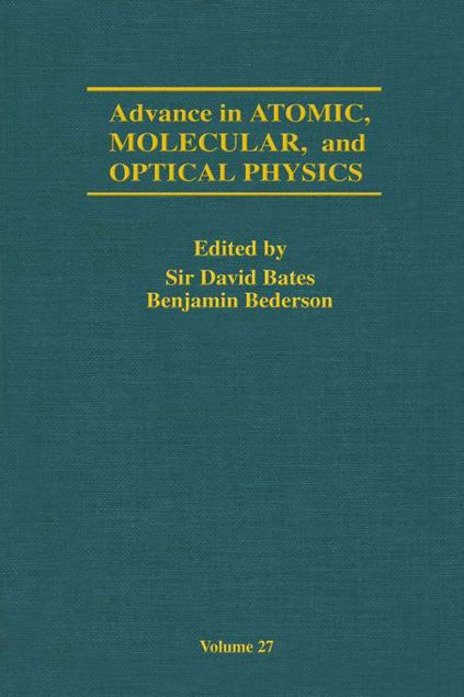Picture of ADV IN ATOMIC & MOLEC PHYS V27