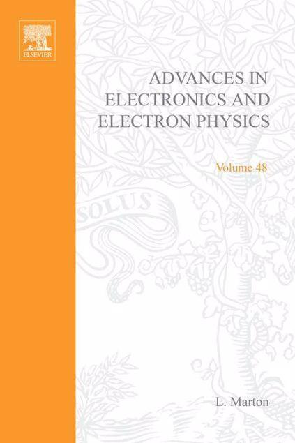 Picture of ADV ELECTRONICS ELECTRON PHYSICS V48