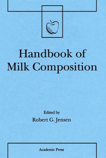 Picture of Handbook of Milk Composition