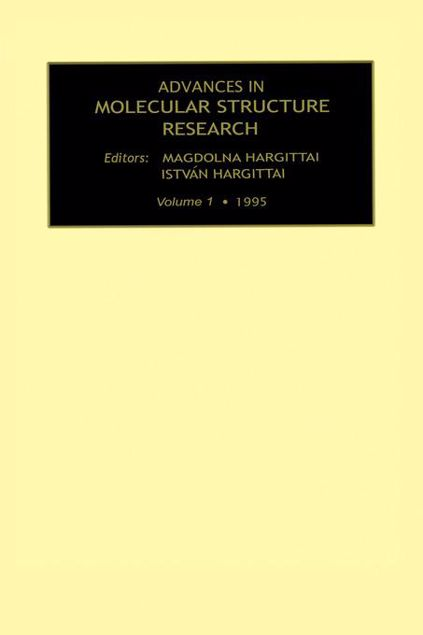 Picture of Advances in Molecular Structure Research, Volume 1