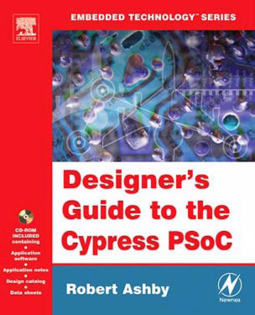 Picture of Designer's Guide to the Cypress PSoC