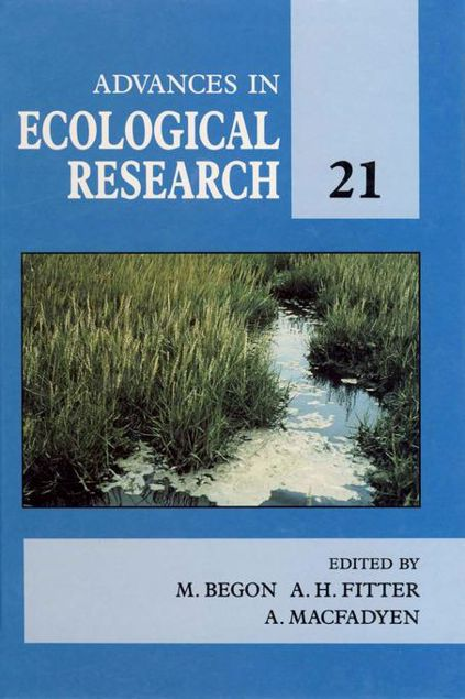Picture of Advances in Ecological Research: Volume 21