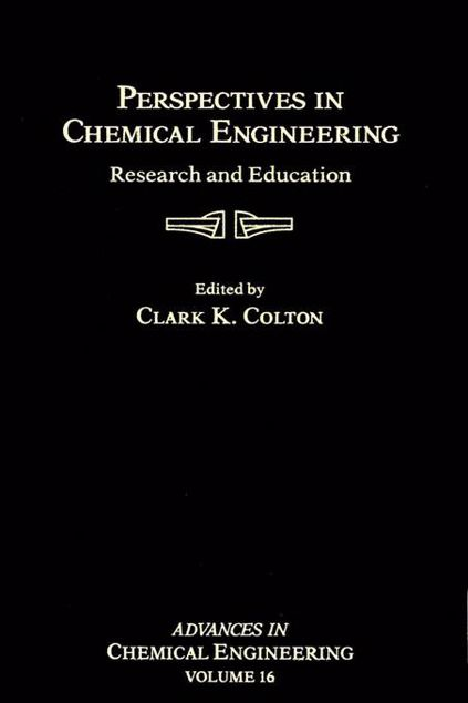 Picture of ADVANCES IN CHEMICAL ENGINEERING VOL 16