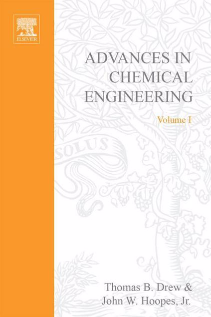 Picture of ADVANCES IN CHEMICAL ENGINEERING VOL 1