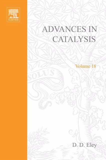 Picture of ADVANCES IN CATALYSIS VOLUME 18