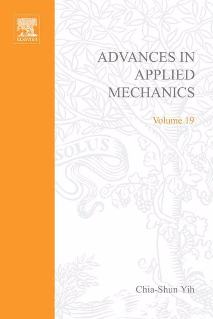 Picture of ADVANCES IN APPLIED MECHANICS VOLUME 19