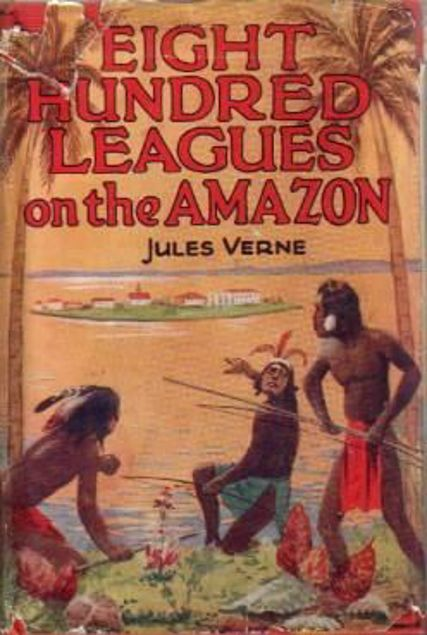Picture of Eight Hundred League On The Amazon