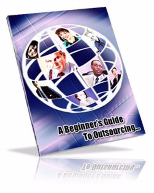 Picture of A BEGINNERS GUIDE TO OUTSOURCING